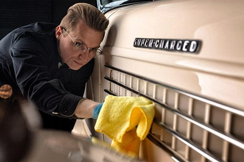 car detailing paint correction