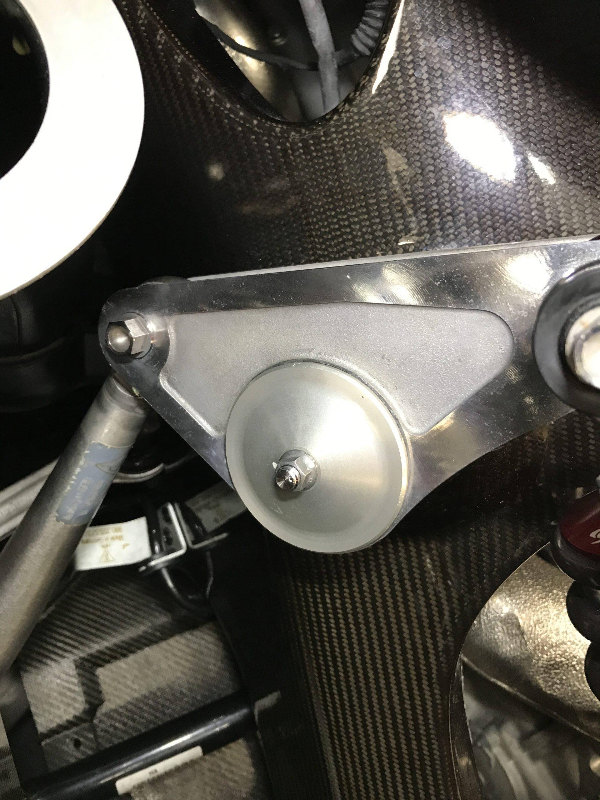 Porsche Engine detailing