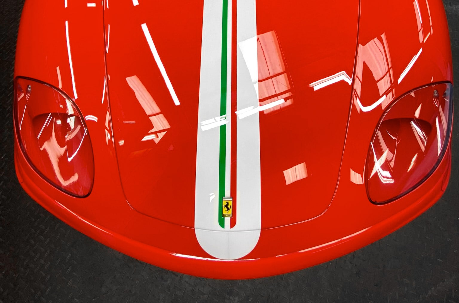 Ferrari 360 detailing
