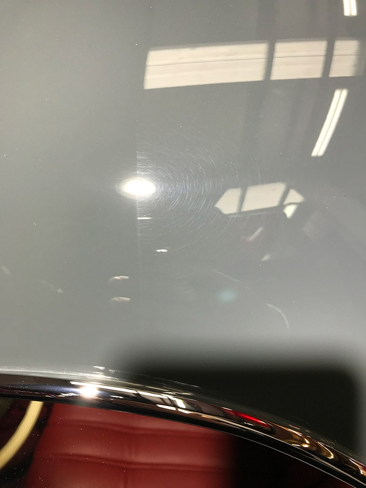 mercedes 300sl before after