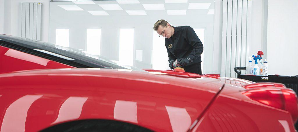 car detailing training