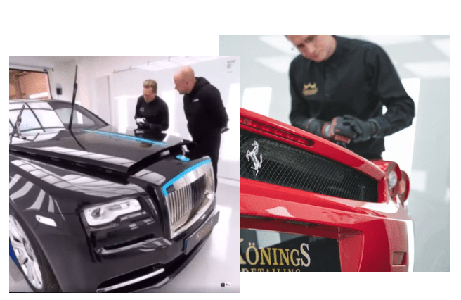 Professional Automotive Detailing Training